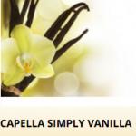 vanilia aroma